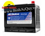 Ắc quy ACDelco S42B19LS( 12V-35Ah)