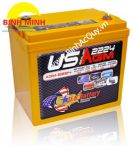 Ắc quy U.S.Battery US AGM 2224( 6V/224Ah)